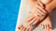 jak dbać o stopy i paznokcie