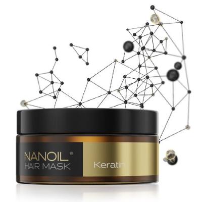 Nanoil - najlepsza maska z keratyną