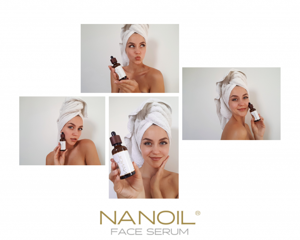 polecane serum do cery naczynkowej Nanoil